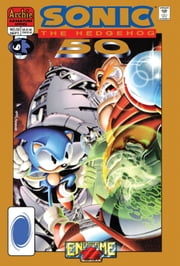 "Sonic the Hedgehog #50 ebook by Ken Penders,Michael Gallagher,Karl Bollers,Kent Taylor,Patrick ""SPAZ"" Spaziante,Manny Galan,Nelson Ortega,Sam Maxwell,Dave Manak,Art Mawhinney,Andrew Pepoy,Brian Thomas,Pan Eklund,Harvey Mercadoocasio,Jim Amash,Rich Koslowski,Jeff Powell"