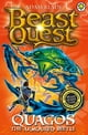 86: Quagos the Armoured Beetle ebook by Adam Blade