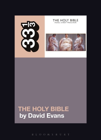 Manic Street Preachers' The Holy Bible ebook by Dr. David Evans