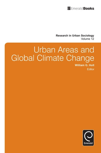 Urban Areas and Global Climate Change 電子書籍 by Ray Hutchison