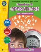 Number & Operations - Task & Drill Sheets Gr. 6-8 ebook by Nat Reed