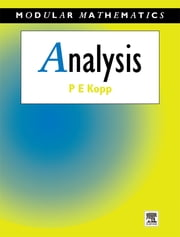 Analysis ebook by Ekkehard Kopp