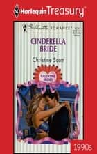 Cinderella Bride ebook by Christine Scott