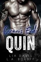 Quin ebook by Lia Davis, L.A. Boruff