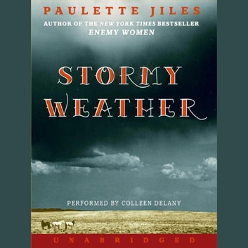 Stormy Weather audiobook by Paulette Jiles