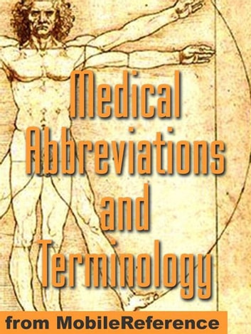 medical abbreviations and terminology mobi medical ebook by