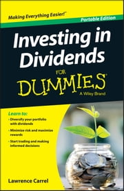 Investing In Dividends For Dummies ebook by Lawrence Carrel