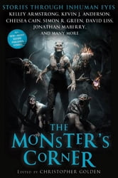 The Monster's Corner - Stories Through Inhuman Eyes ebook by