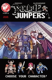 Double Jumpers #1 ebook by Dave Dwonch,Bill Blankenship