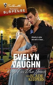 Knight in Blue Jeans ebook by Evelyn Vaughn