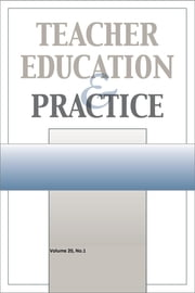 Tep Vol 20-N1 ebook by Teacher Education and Practice