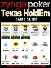 ZYNGA POKER GAME GUIDE ebook by HSE