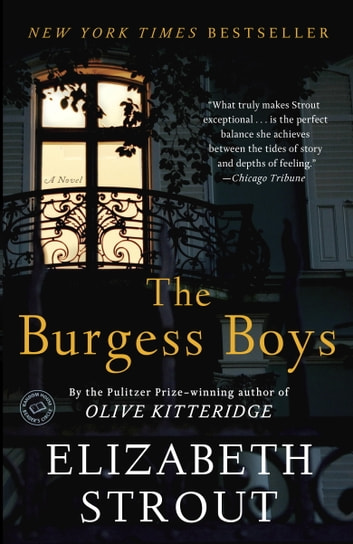 The Burgess Boys - A Novel 電子書 by Elizabeth Strout