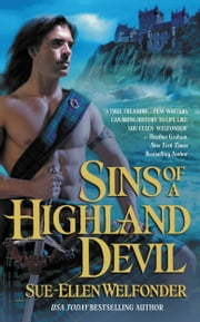 Sins of a Highland Devil ebook by Sue-Ellen Welfonder