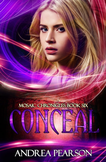 Conceal ebook by Andrea Pearson