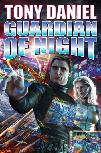 Guardian of Night ebook by Tony Daniel