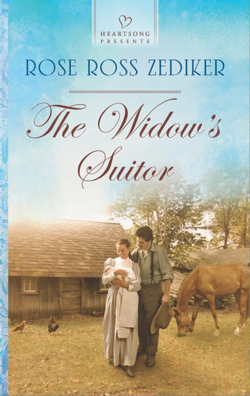The Widow's Suitor ebook by Rose Ross Zediker
