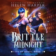 Brittle Midnight audiobook by Helen Harper