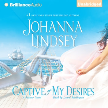 Captive of My Desires audiobook by Johanna Lindsey
