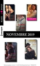 Pack mensuel Black Rose : 10 romans + 1 gratuit (Novembre 2019) ebook by