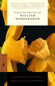 Selected Poetry of William Wordsworth ebook by William Wordsworth,Mark Van Doren,David Bromwich