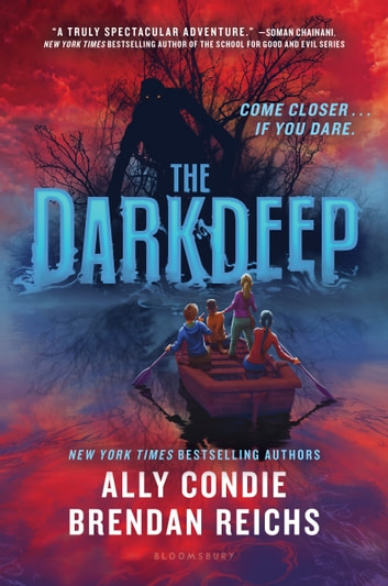 The darkdeep ebook by ally condie 9781547600472 rakuten kobo the darkdeep ebook by ally condiebrendan reichs fandeluxe Images