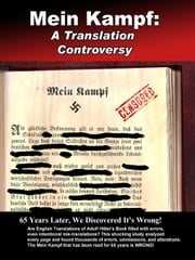 Mein Kampf: A Translation Controversy ebook by Ford, Michael