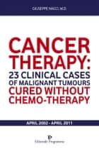Cancer Therapy ebook by Giuseppe Nacci