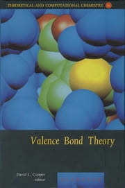 Valence Bond Theory ebook by David Cooper