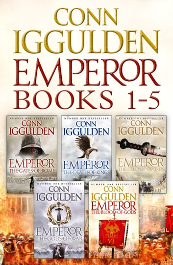Conn Iggulden Ebook
