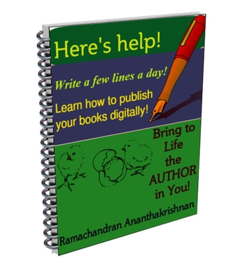 Bring the AUTHOR within you to LIFE! ebook by Ramachandran Ananthakrishnan