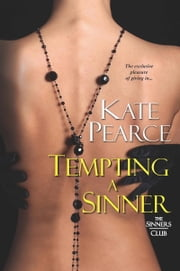 Tempting a Sinner ebook by Pearce Kate