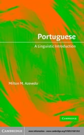 Portuguese: A Linguistic Introduction ebook by Azevedo, Milton M.