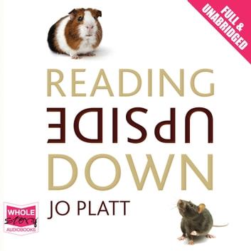 Reading Upside Down audiobook by Jo Platt