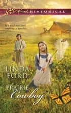 Prairie Cowboy (Mills & Boon Historical) ebook by Linda Ford