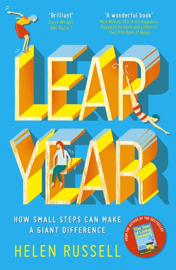 Leap Year - How small steps can make a giant difference ebook by Helen Russell