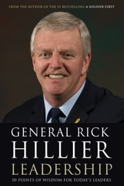 Leadership - 50 Points of Wisdom For Today's Leaders ebook by Rick Hillier