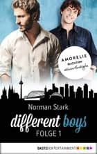 different boys - Folge 1 ebook by Norman Stark
