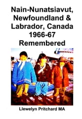 Nain-Nunatsiavut, Newfoundland and Labrador, Canada 1966-67 Remembered ebook by Llewelyn Pritchard