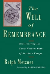 The Well of Remembrance - Rediscovering the Earth Wisdom Myths of Northern Europe ebook by Ralph Metzner