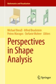 Perspectives in Shape Analysis ebook by Michael Breuß,Alfred Bruckstein,Petros Maragos,Stefanie Wuhrer