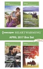 Harlequin Heartwarming April 2017 Box Set - Love, Special Delivery\Holding Out for a Hero\Luke's Ride\Protecting the Single Mom ebook by Melinda Curtis, Pamela Tracy, Helen DePrima,...