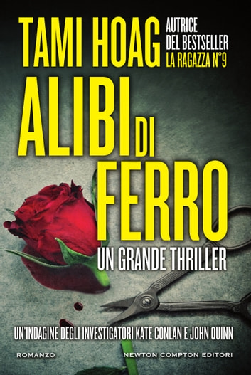 Alibi di ferro ebook by Tami Hoag