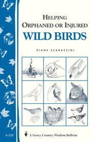Helping Orphaned or Injured Wild Birds - Storey's Country Wisdom Bulletin A-210 ebook by Diane Scarazzini