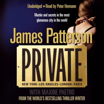 Private - (Private 1) audiobook by James Patterson