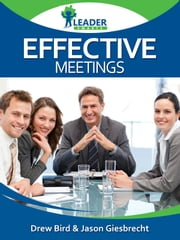 Effective Meetings ebook by Andrew Bird