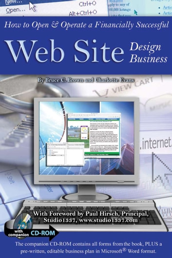 How to Open & Operate a Financially Successful Web Site Design Business ebook by Charlotte Evans
