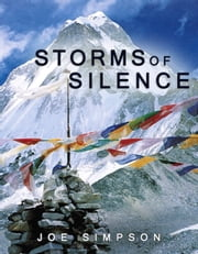 Storms of Silence ebook by Joe Simpson