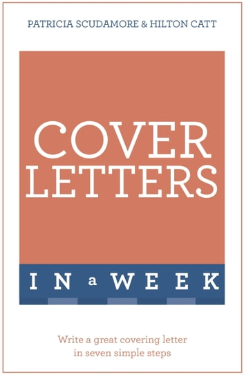 Cover Letters In A Week eBook by Patricia Scudamore - 9781444185812 ...