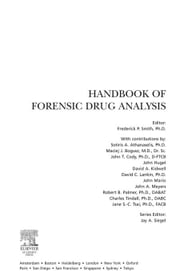 Handbook of Forensic Drug Analysis ebook by Smith, Fred